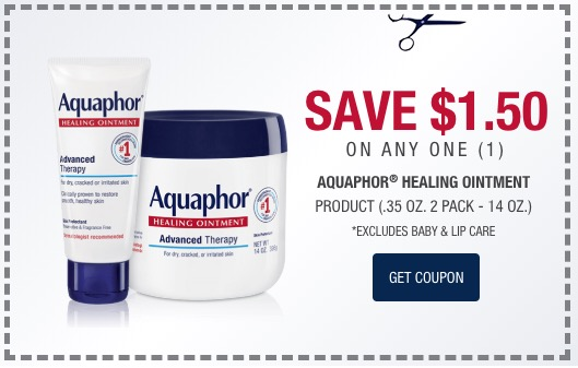 SAVE $1.50 on AQUAPHOR®